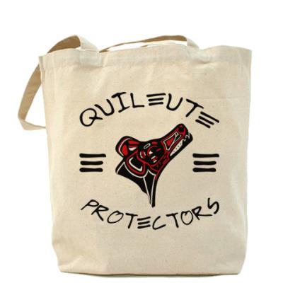 Сумка Quileute Pr Холщовая сумка