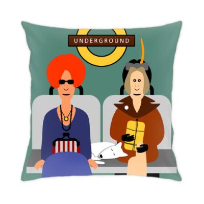 Подушка Underground