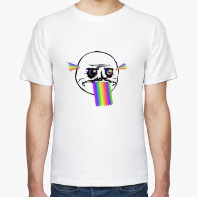 Футболка Me gusta el arco iris  ~~O_O~~