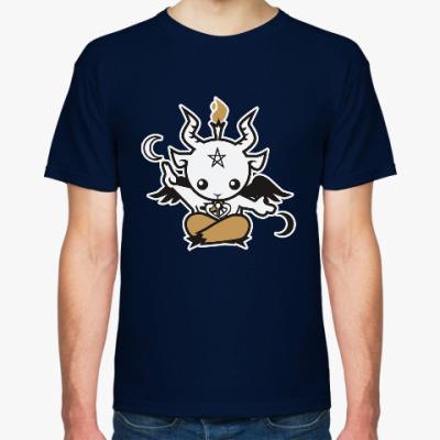 Футболка Бафомет