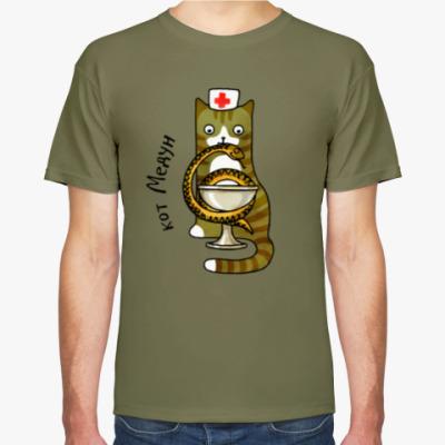 Футболка Медицинская служба Вооружённых Сил