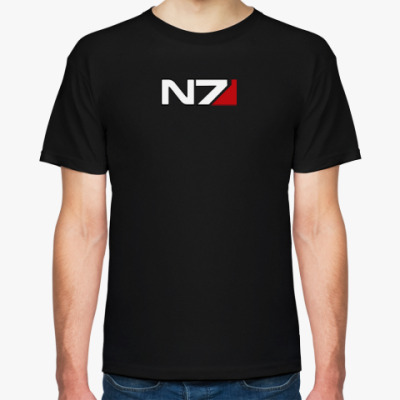 N7 Mass Effect Normandy