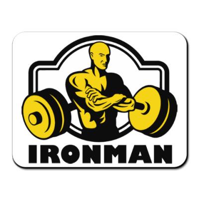 Коврик для мыши Ironman