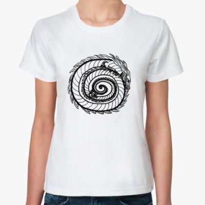Классическая футболка  Знаки и Символы