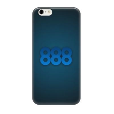 Чехол для iPhone 6/6s 888 poker