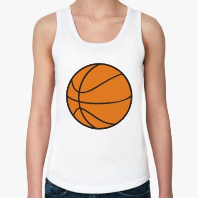 Женская майка Баскетбол