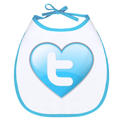Слюнявчик Твиттер