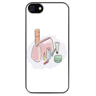 Чехол для iPhone Косметика