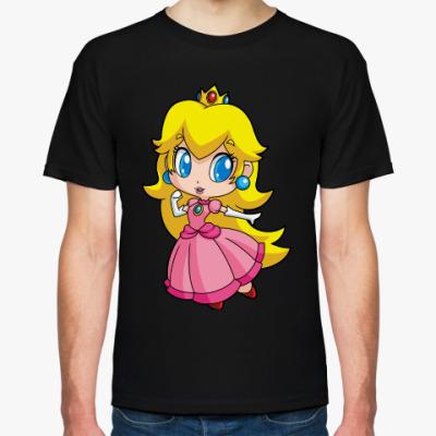 Футболка Super Mario Princess
