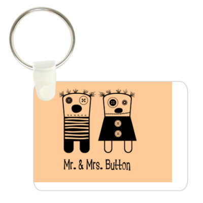 Mr. & Mrs. Button