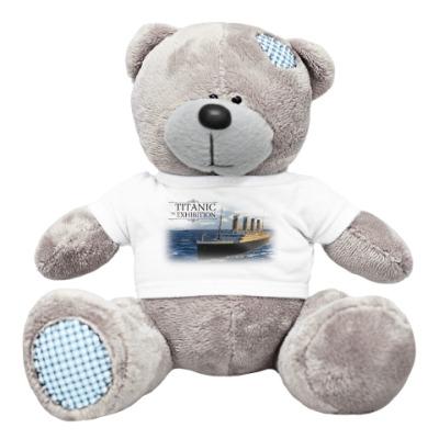 Плюшевый мишка Тедди Titanic-Exhibition