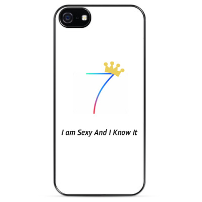 Чехол для iPhone I am Sexy And I know It