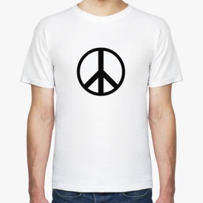 Футболка Peace