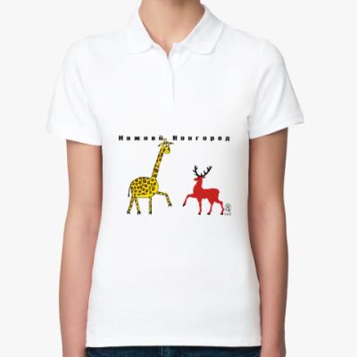Женская рубашка поло Нижний Новгород