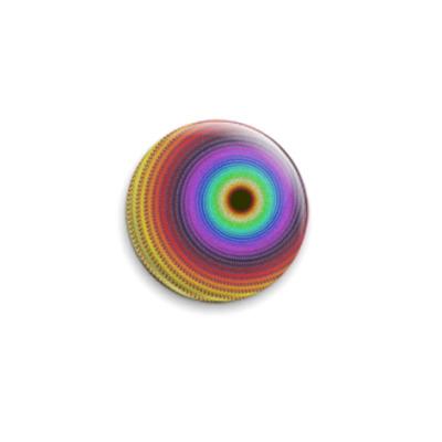 Значок 25мм  25 мм