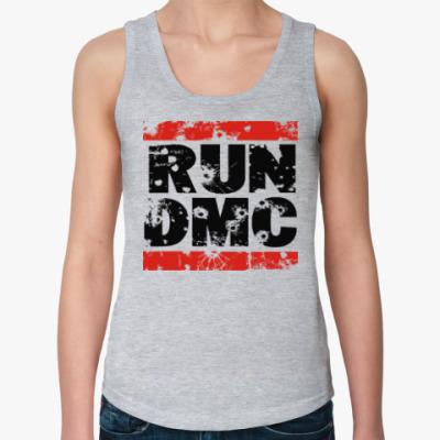 Женская майка RUN DMC