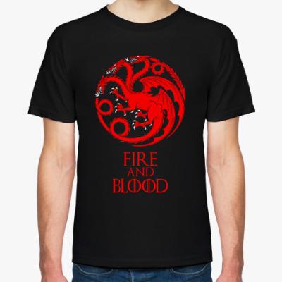 Футболка Дом Таргариенов - House Targaryen