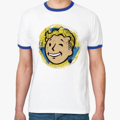Футболка Ringer-T Fallout