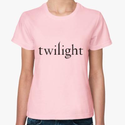 Женская футболка Twilight