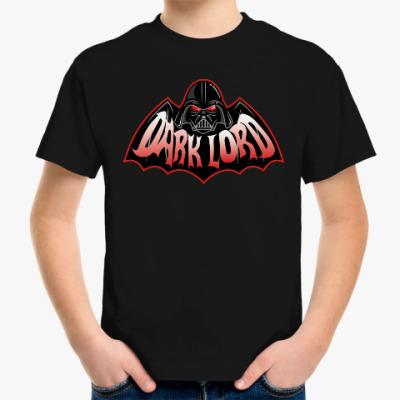 Детская футболка DARK LORD