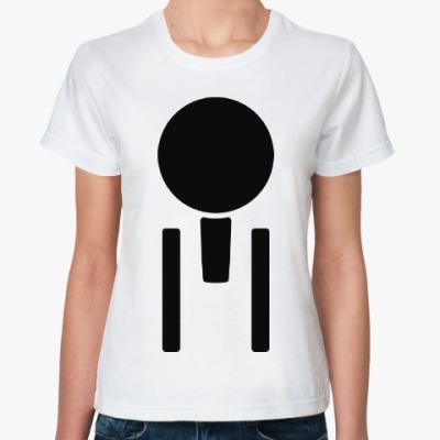 Классическая футболка Энтерпрайз (Звёздный путь)