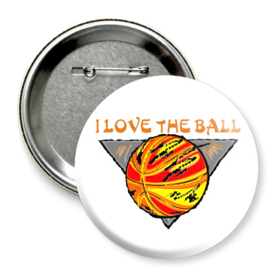 I Love The Ball