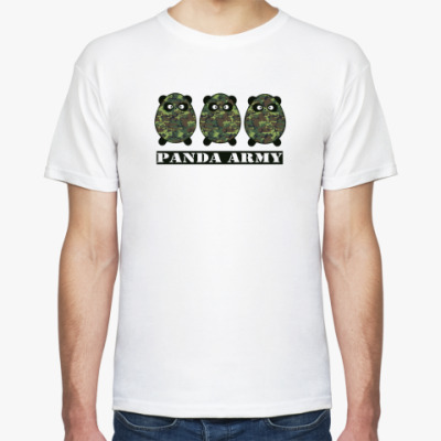 Футболка Panda Army