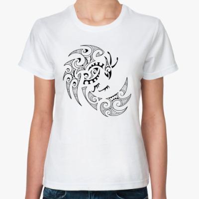 Классическая футболка Фэнхуан