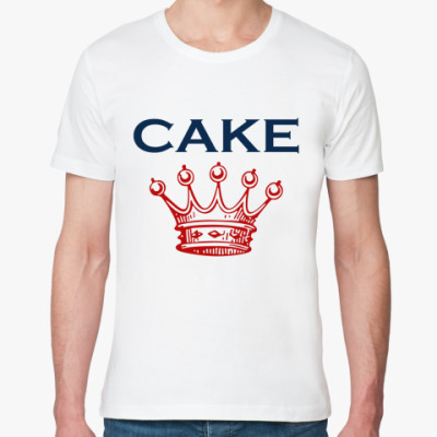 Футболка из органик-хлопка Cake