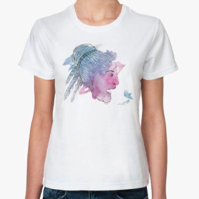 Классическая футболка Imagination