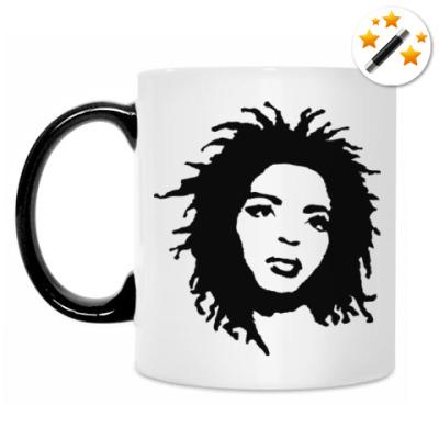 Кружка-хамелеон Lauryn Hill