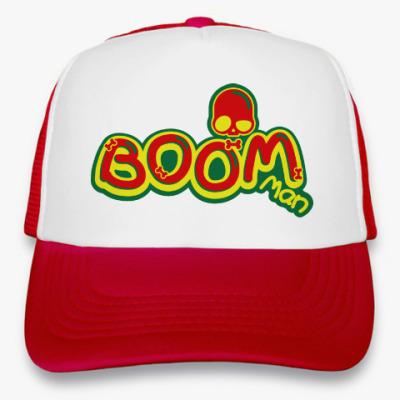 Кепка-тракер Boom Man