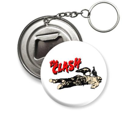 Брелок-открывашка The Clash