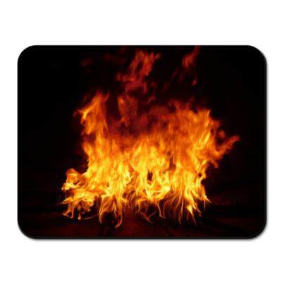Коврик для мыши  'Пламя'