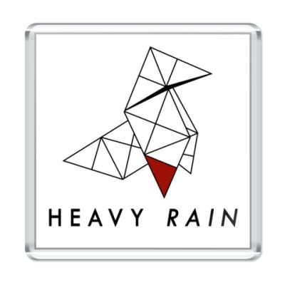 Магнит Heavy Rain