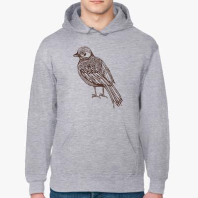 Толстовка худи Bird Птица