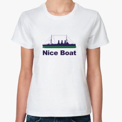 Классическая футболка  «Аврора»