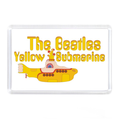 Магнит  Yellow Submarine