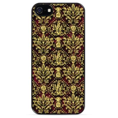 Чехол для iPhone Роскошное барокко