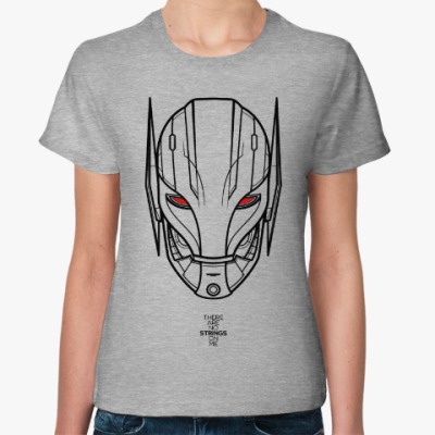Женская футболка Мстители : Эра Альтрона