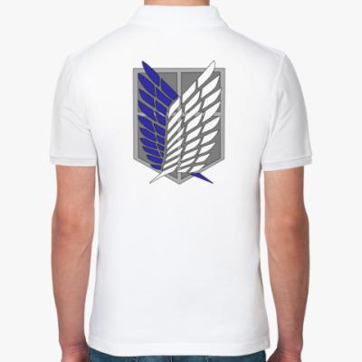 Рубашка поло Shingeki no Kyojin