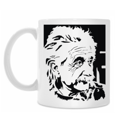 Кружка Альберт Эйнштейн