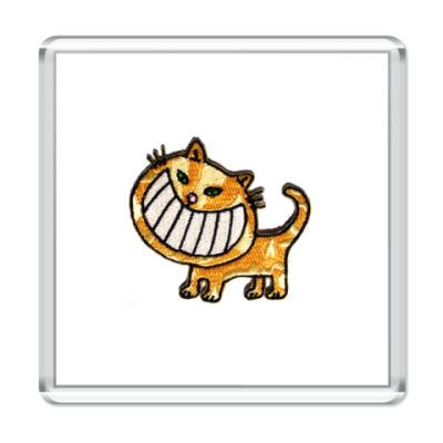 Магнит кот