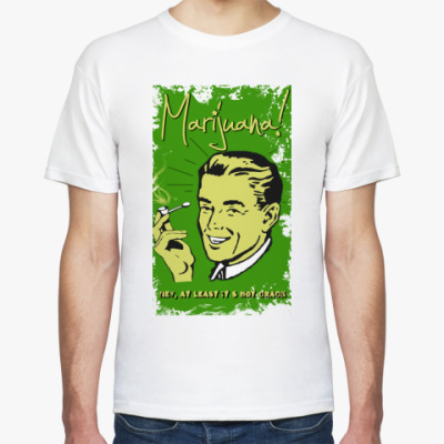 Футболка Marijuana!