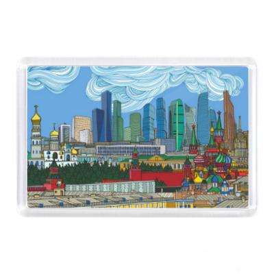 Магнит Москва-Сити Skyline