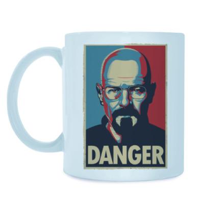 Кружка Walter danger
