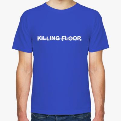 Футболка Мужская футболка Killing Floor