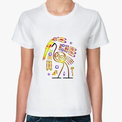 Классическая футболка Etno ornament