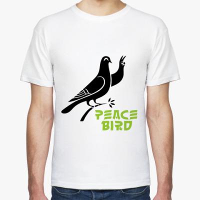 Футболка Peace Bird