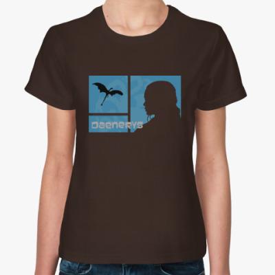 Женская футболка Daenerys